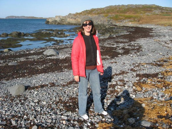 In L`Anse aux Meadows/Neufundland