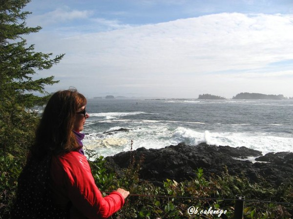 Ucluelet on Vancouver Island