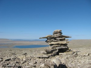 In the Arctic: Summer in Resolute Bay
